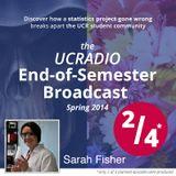 UCRadio end-of-semester broadcast 2/4