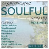 Sophisticated Soulful Grooves Volume 13 (October 2016)