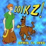 Matt Positive - Live at ZoikZ! - 1998