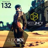 FreeQNCY PODCAST #132 GUEST MIX AUDIOBOX