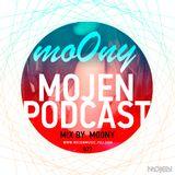 MOJEN Podcast #027 (Mix by mo0ny)