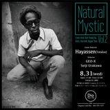 "GEO-X Set List ""Natural Mystic Vol.2"" (31.08.2016)"