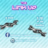 """THE LINK UP"" 2014 WITH DJ BLEND AND DJ OLGA OF THE MALDITAS"