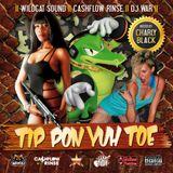 Tip Pon Yuh Toe Mix - Wildcat Sound - Cashflow Rinse - Dj War - Hosted By Charly Black