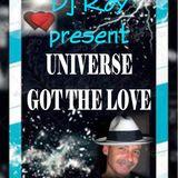 2015 Dj Roy  Universe got the Love