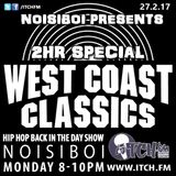 NOISIBOI - Hiphopbackintheday Show 60