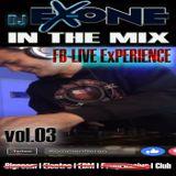 Dj Ex-One >FB Live Session Vol.03< Deep / Tech /Melodic