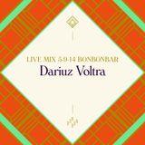 LIVE MIX 05-09-14 BONBONBAR Dariuz Voltra