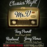 Tony Powell - Mr.V - Reelsoul - Jerry Flores @ Classic Night - King King, Los Angeles - 23/2/13