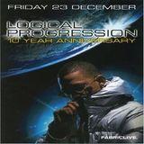 LTJ Bukem – Live @ Logical Progression '10 Year Anniversary' - 23.12.2005