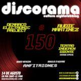 DISCORAMA # 150 - Cultura Nightclubbing