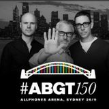Above & Beyond live @ Group Therapy Radio 150 (Sydney, Australia) Deep Warmup Set – 26.09.2015