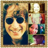 Happy 73rd Birthday, John Lennon