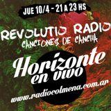 #RevolutioRadio 10/04/2014 - 'Canciones de Cancha'