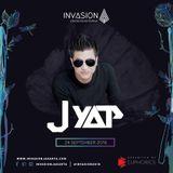 JYAP EDM INVASION Jakarta Sept 2016