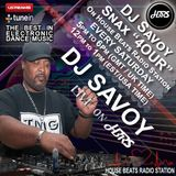 DJ Savoy Presents Snax 4 Our World Live On HBRS 02 - 09 - 17