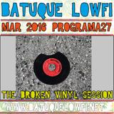 Batuque Radio Show # 27