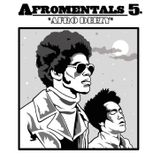 AFROMENTALS VOL. 5 (AFRO DEEZY) Cover Artwork by H20 @H2o_Atlanta ( Hgraphiks.com )