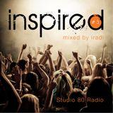 Inspired #3 Studio 80 Radio