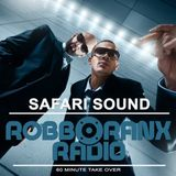 SAFARI SOUND GUEST MIX FOR ROBBO RANX RADIO (NOV 2015)