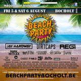 Evolver @ Beachparty Bocholt 05-08-2016 [hardcore - uptempo]