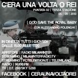 "Stagione 3. Puntata 02. ""God save the Royal Baby"", con Alessandro Polenghi."