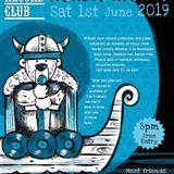 Record Club July 2019 - Nordic Nights