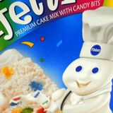 The Big G's Rainbow Candycake - Cakemix 012 - 07-09-2015