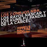 Detrás del Render 1x03: Los Conejos NBA, los Rayos Nascar y los Pandas de la Cárcel | RadeealFM