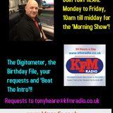 'The Morning Show' on KFM Radio, broadcast Tuesday November 29th 2016