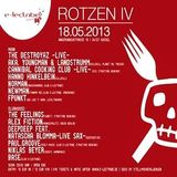 Hanno Hinkelbein @ Rotzen IV - Club e-lectribe Kassel - 18.05.2013