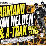 Armand Van Helden & A-Trak Present Duck Sauce (Mixmag 2009)
