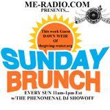 THE BRUNCH w/ Guest Dawn Wier