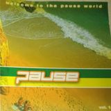 DJ Pause - Welcome To The Pause World Vol.01 2000.06.03.