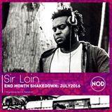 #EndMonthShakedown Mix- July 2016 by DJ Sir Loin