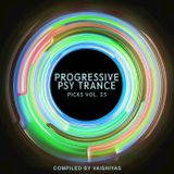 Progressive Psy Trance Picks Vol 25-2016