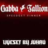 JuhaU live@ Gabba Tallion: Speedget Finner