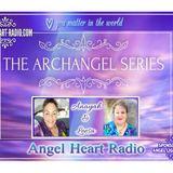 Archangel Azrael - The Angel of Comfort. The Archangel Series