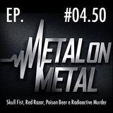 Episódio #0008 – Skull Fist, Red Razor, Poison Beer e Radioactive Murder