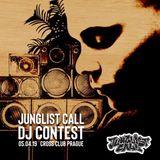DJ Geff - Junglist Call DJ Contest 2019