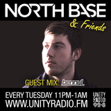 North Base & Friends Show #16 Guest Mix by Benny L [2017 01 10]