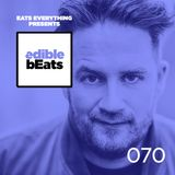 EB070 - edible bEats - Eats Everything live from Elrow at Amnesia, Ibiza