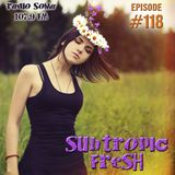 Ron Sky - Subtropic Fresh Radioshow (Episode 118)