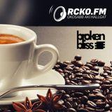 Broken Bliss @ RCKO.FM - Before Coffee - DSH