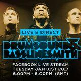 Drumsound & Bassline Smith - Live & Direct #23 [31-01-17]
