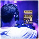 Lim-!t live mix / Old New House 12.01.2019.