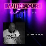Adam  kharas Ambiguous The Notion 28.01.17 Location Casino  Club Spain 03189