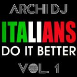 Italians do it better - vol. 1