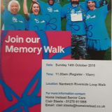 Interview with Dawn from Home Instead Memory Walk