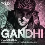 08.12.2017 - Gandhi Back2Back with/ 3ngine @ 2º Aniversario Meninos Da Linha @ Pestana Cidadela Club